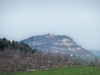 In lontananza, Monte delle Formiche Alate, Val di Zena