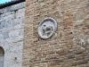 San Gimignano, agnus sui resti della chiesetta di S.Francesco (ora show room!)