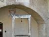 San Gimignano, cortile del museo