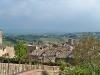 San Gimignano, vista dalle mura