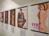 Strategicamente, il poster di Eva Mendez era il primo a carpire l\'attenzione dei maschietti...
