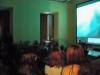 Conferenza stra-piena di Sea Shepherd con collegamento in diretta con la nave