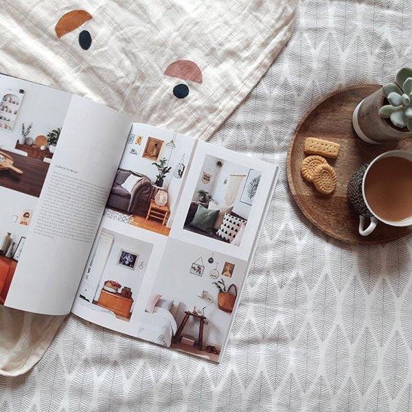 ricerca casa, té e 91 Magazine