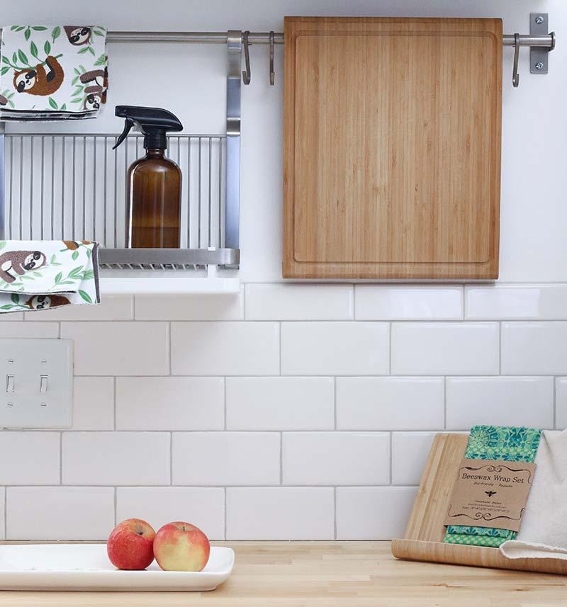 eco-pulire le basi, spray profumato per la casa