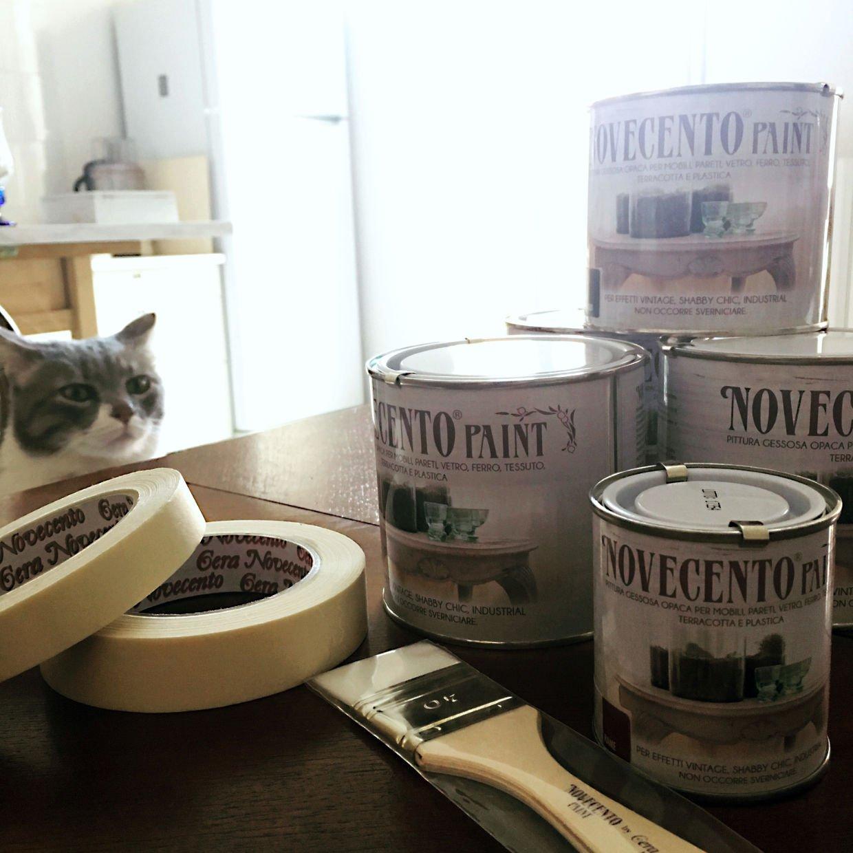 prodotti Cera Novecento Paint