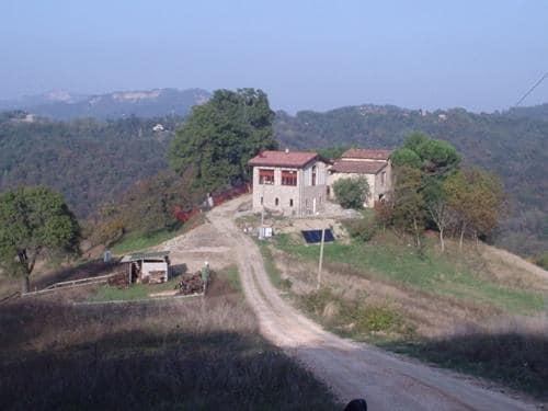 Il borgo antico di Castel Merlino, Monzuno