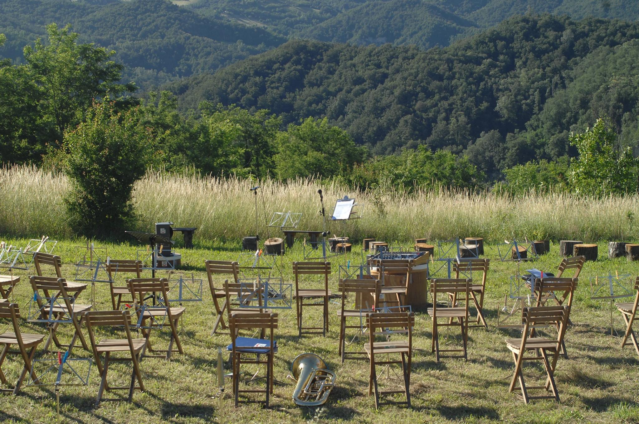 evento musicale a castel merlino, monzuno