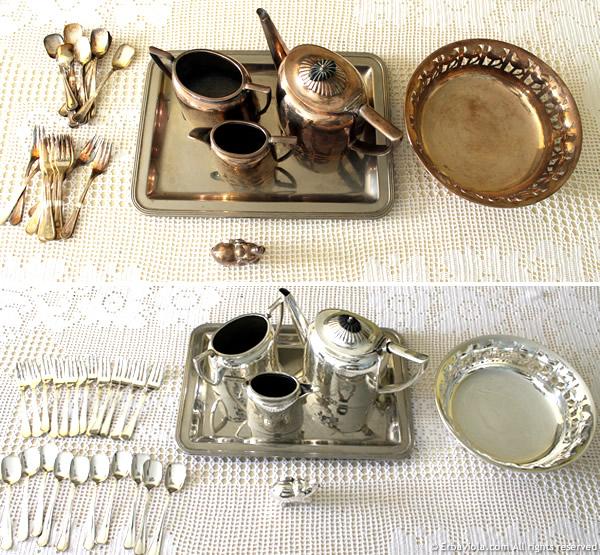 dieta proteica 1 settimana pulire argento con il sale